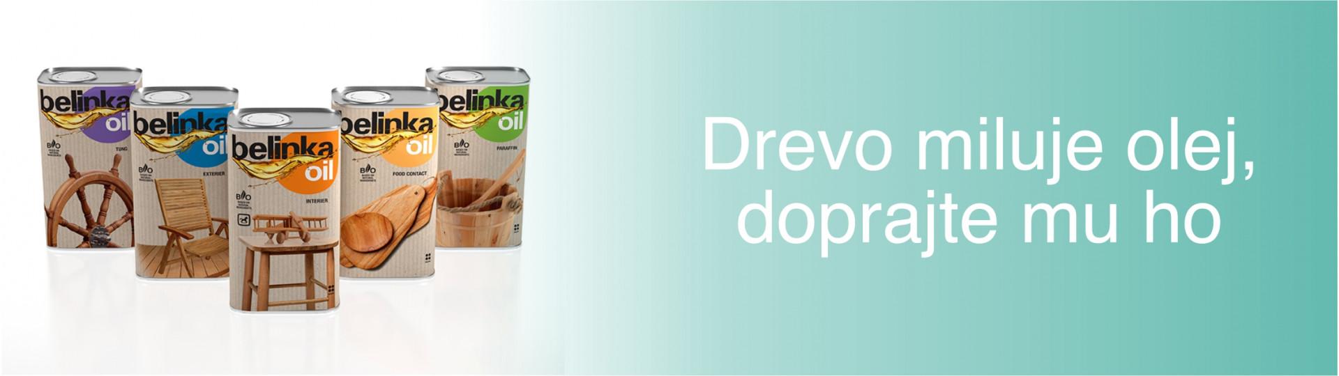 belinka oleje