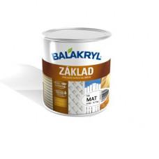 Balakryl - základná farba na drevo