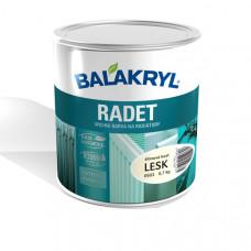 Balakryl RADET farba na radiátor