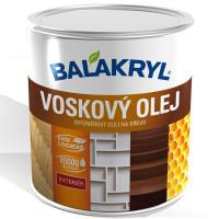Balakryl - voskový olej do interiéru