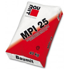 BAUMIT Omietka MPI25 40kg