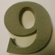 Číslica / Písmeno - BAUSTYR