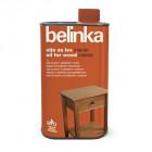 Belinka olej na drevo s pridanými voskami/interiér 0,5L