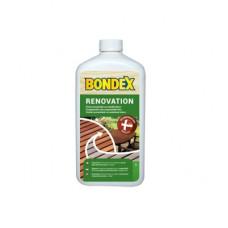 BONDEX Renovation - čistič na zašednuté drevo