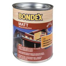 BONDEX Matt tenkovrstvá lazúra