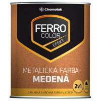 Ferro color efekt medená