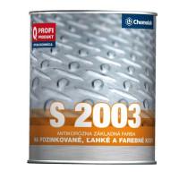S 2003 základná farba na ľahké kovy