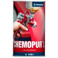 U 1051 0,9kg CHEMOPUR L - Lak polyuretánový