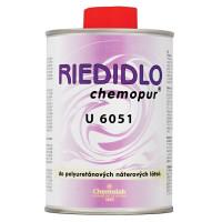Riedidlo U 6051 do polyuretánových náterových látok