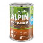 Alpin olej - exteriér