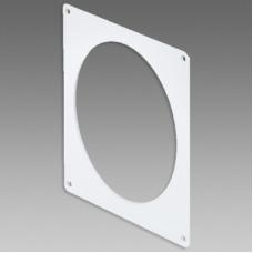 DB/Príruba VE1196 nástenná guľatá 100 biela