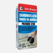 Samonivelačná hmota na podlahy PREMIUM S200