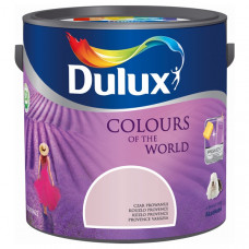 Dulux Colours of the World - paropriepustná, umývateľná farba na steny
