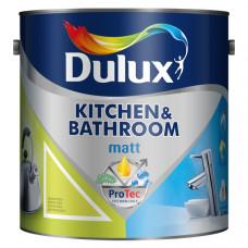 Dulux Kitchen & Bath - maliarska farba do kuchýň a kúpelní