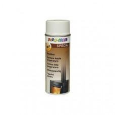 Spray špeciál tepelne odolný 300°C biely