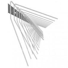 Zábrana proti vtákom PL4T- lastovičková