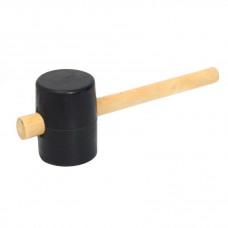 Kladivo gumené 65mm s drevenou rúčkou