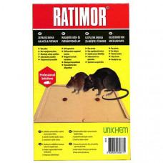 RATIMOR lepkavá kniha na myši a potkany