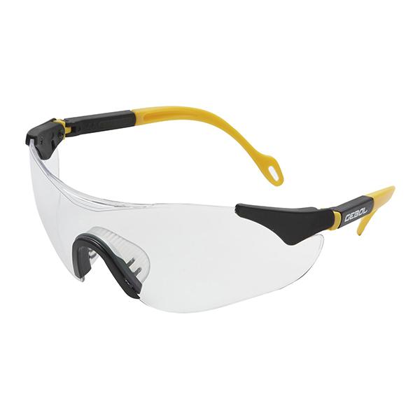1f98f5c96 GEBOL ochranné okuliare Safety Comfort číre | Ochranné pomôcky ...