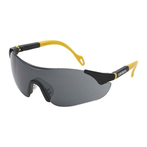34d94423b GEBOL ochranné okuliare Safety Comfort tónované UV-ochrana ...