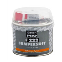 BODY BumperSoft 222 250g čierny