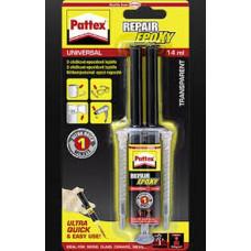 Pattex repair epoxy 1min.Ultra Quick 12g