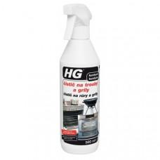 HG138 Čistič na trúby a grily 0,5L +30%