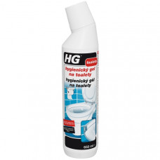HG321 Hygienický gel na toalety 650ml