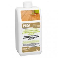 HG453 Intenzívny čistič podláh ošetrených olejom 1L