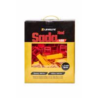 LEVELYS SADA RED 400 – 1,5MM