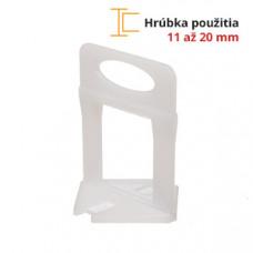 LEVELYS spona 1,5 mm/100 ks vysoká