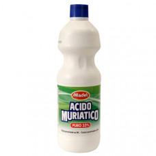 Acido Muriatico 33% 1L - čistič odpadov
