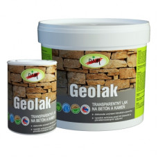 Geolak - lak na kameň
