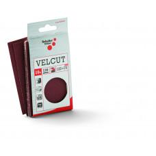 Brúsny papier  VELCUT na suchý zips 70x125mm 10ks
