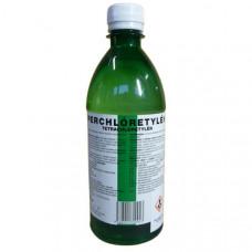 Perchlóretylén 500ml tetrachlóretylén 100%