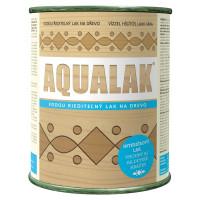 Aqualak - vodouriediteľný akrylátový lak na drevo