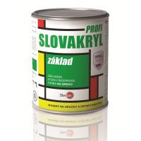 Slovakryl Profi - základná farba